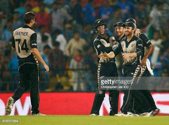 ICC World Twenty20 India 2016: New Zealand v India