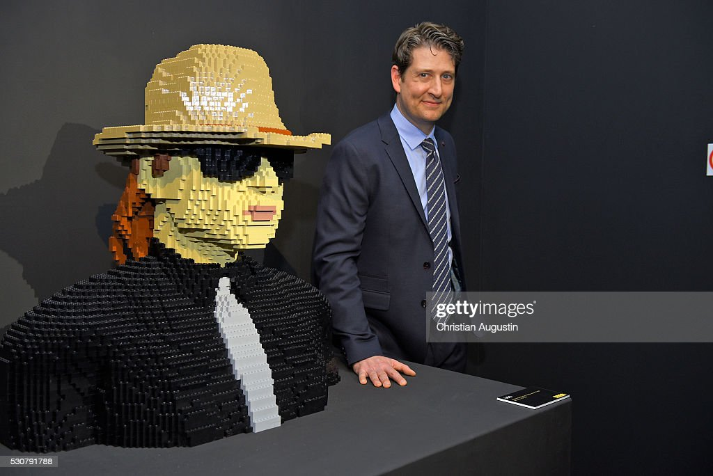 'Nathan Sawaya: The Art Of The Brick' Exhibition Opening In Hamburg