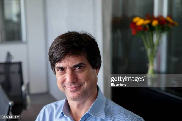 Nathan Shor portfolio manager for Galloway Capital Management Ltd sits for a photograph in Sao Paulo Brazil on Wednesday Nov 1 2017 The 46yearold...