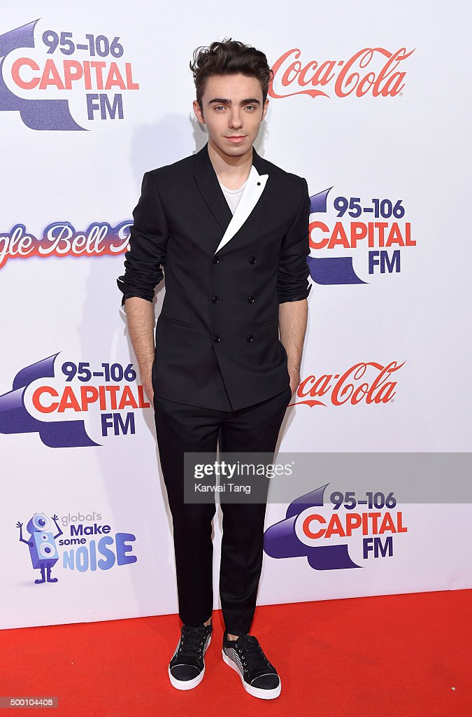 Jingle Bell Ball - Day 1 Arrivals