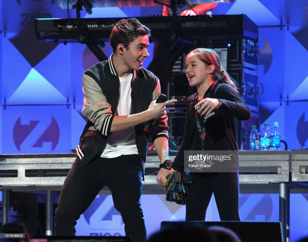 <a gi-track='captionPersonalityLinkClicked' href=/galleries/search?phrase=Nathan+Sykes&family=editorial&specificpeople=7039809 ng-click='$event.stopPropagation()'>Nathan Sykes</a> of The Wanted performs onstage during Z100's Jingle Ball 2012, presented by Aeropostale, at Madison Square Garden on December 7, 2012 in New York City.