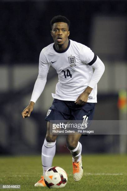 Nathaniel Chalobah England Under 21's