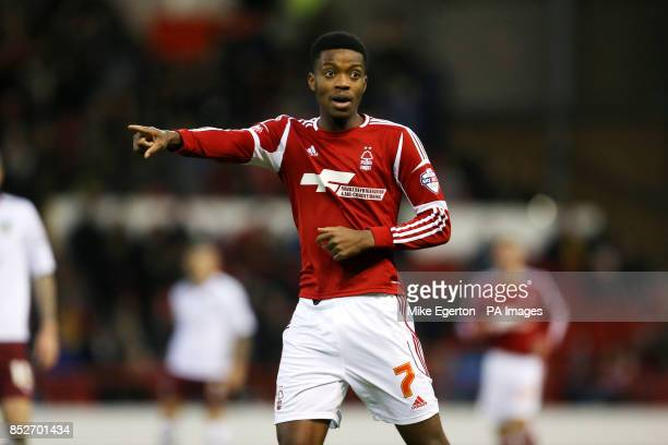 Nathaniel Chalobah Nottingham Forest