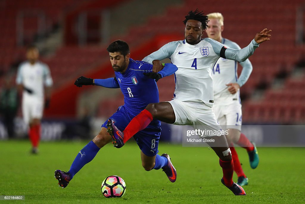 England v Italy - U21 International Friendly