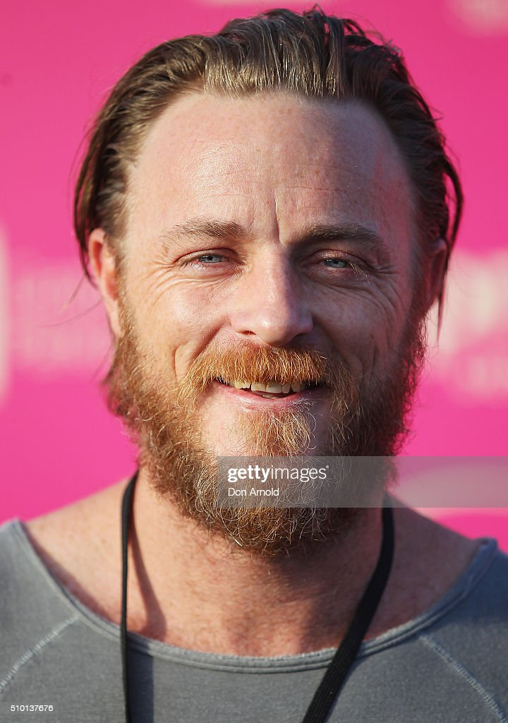 <a gi-track='captionPersonalityLinkClicked' href=/galleries/search?phrase=Nathaniel+Dean&family=editorial&specificpeople=240340 ng-click='$event.stopPropagation()'>Nathaniel Dean</a> arrives ahead of Tropfest 2016 at Centennial Park on February 14, 2016 in Sydney, Australia.