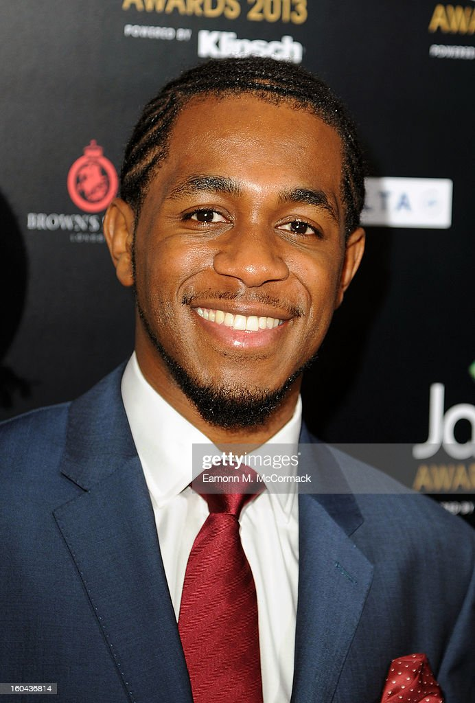 Nathaniel Facey attends the Jazz FM Awards at One Marylebone on January 31, 2013 in London, England.