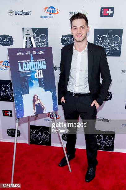Nathaniel Jackson attends the 2017 Soho Film Festival 'Landing Up' New York premiere at Village East Cinema on June 17 2017 in New York City
