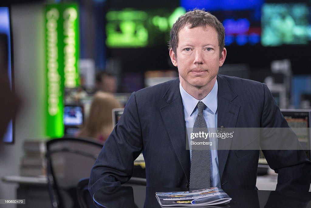 Nathaniel 'Nat' Rothschild, co-founder of Bumi Plc, pauses following a Bloomberg Television interview in London, U.K., on Monday, Feb. 4, 2013. Bumi has urged investors to reject plans by Rothschild, co-founder with Indonesia's Bakrie Group, to regain control of the company by removing 12 of 14 directors and returning himself to the board. Jason Alden/Bloomberg via Getty Images