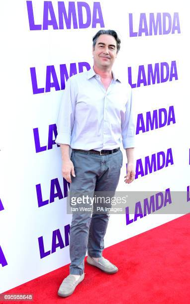 Nathaniel Parker attending the gala opening of the new London Academy of Music and Dramatic Art centre London
