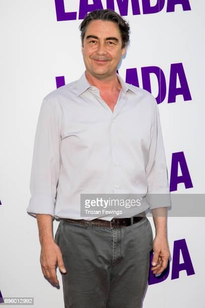 Nathaniel Parker attends the LAMDA Royal Gala at LAMDA on June 14 2017 in London England
