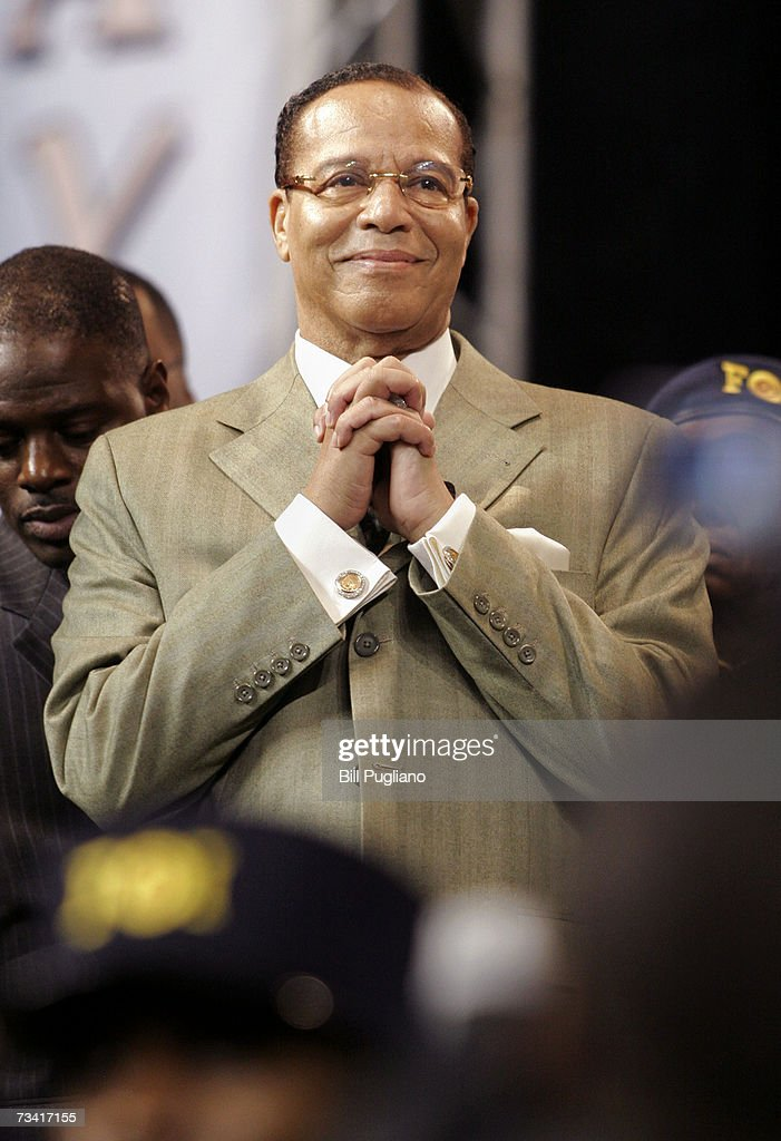 Louis Farrakhan Makes First Speech Following Surgery
