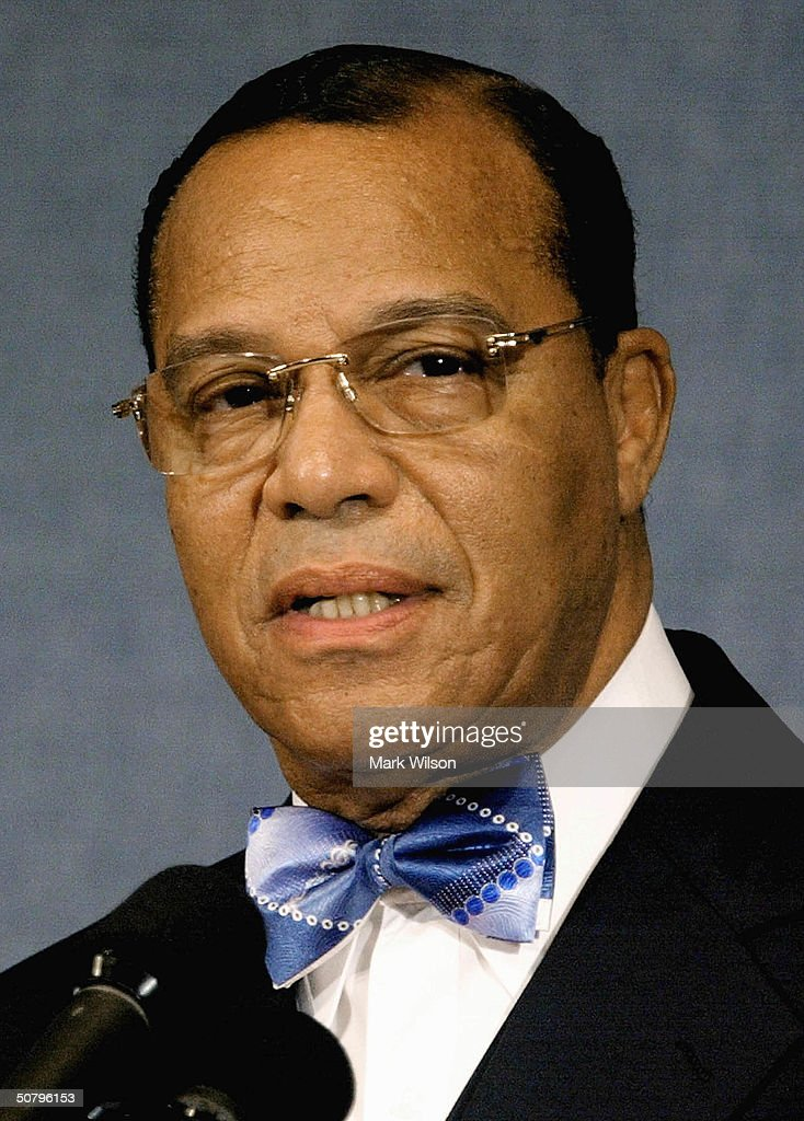 Louis Farrakhan Discusses Islam And America