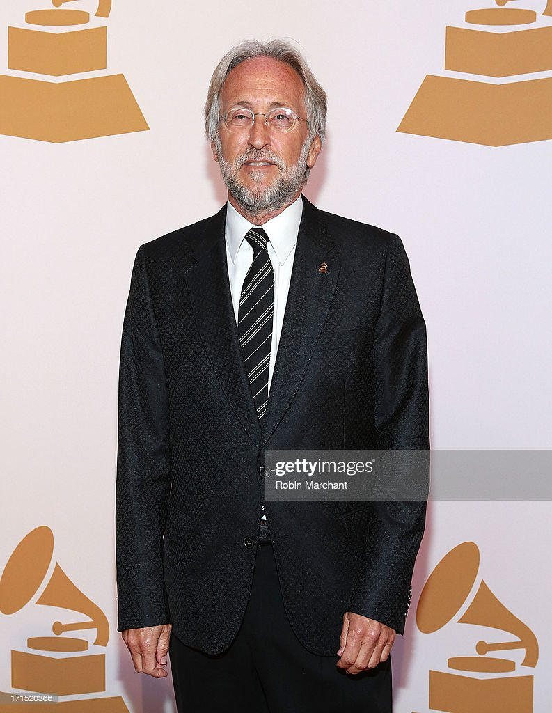 National Academy of Recording Arts and Sciences President <a gi-track='captionPersonalityLinkClicked' href=/galleries/search?phrase=Neil+Portnow&family=editorial&specificpeople=208909 ng-click='$event.stopPropagation()'>Neil Portnow</a> attends The Recording Academy Honors 2013 at 583 Park Avenue on June 25, 2013 in New York City.