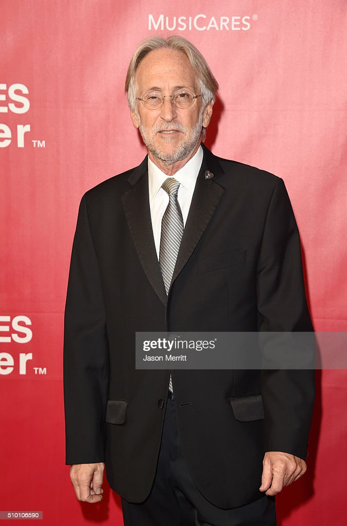 National Academy of Recording Arts and Sciences President Neil Portnow attends the 2016 MusiCares Person of the Year honoring Lionel Richie at the Los Angeles Convention Center on February 13, 2016 in Los Angeles, California.