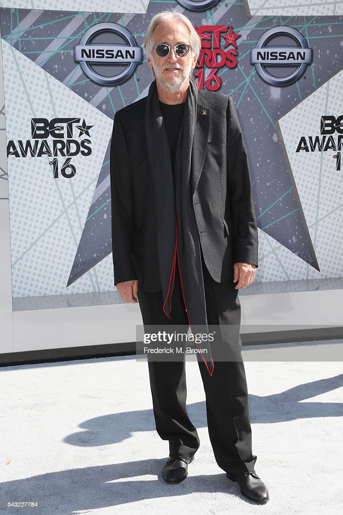 National Academy of Recording Arts and Sciences President Neil Portnow attends the 2016 BET Awards at the Microsoft Theater on June 26 2016 in Los...