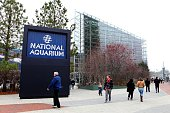 National Aquarium on April 9 2015 in Baltimore Maryland