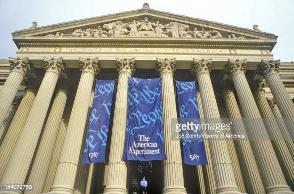 National Archives Washington Dc Stock Photos and Pictures ...