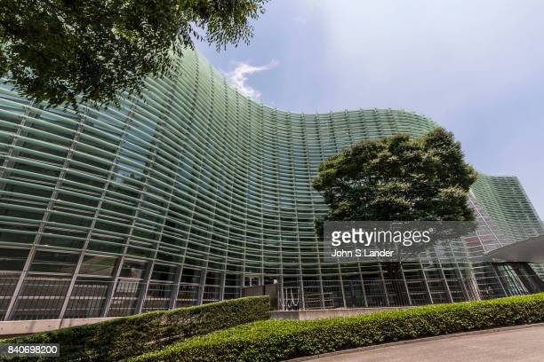 National Art Center is a museum that is a joint project of the National Museums of Japan and the Japanese Agency for Cultural Affairs It is located...