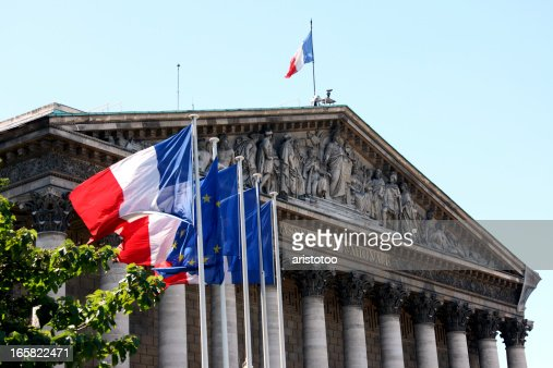 Assembl?e Nationale in Paris