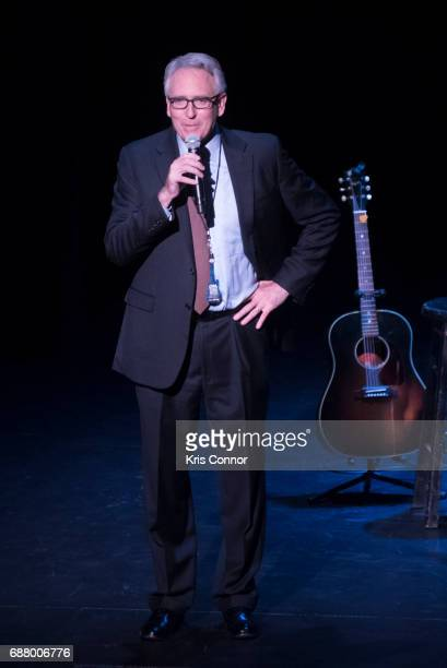 National Association of Music Merchants Joe Lamond attends the CMA Songwriters Series at The Kennedy Center of performing arts on May 24 2017 in...