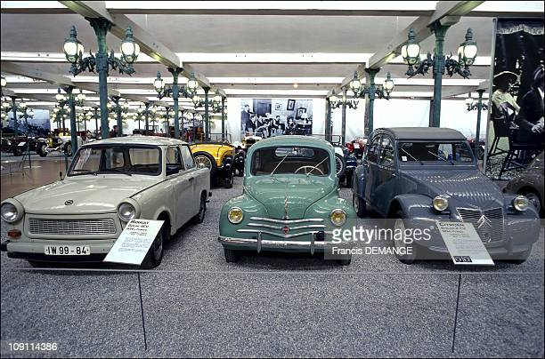 National Automobile Museum Schlumpf Collection On April 12Th 2000 In Mulhouse France