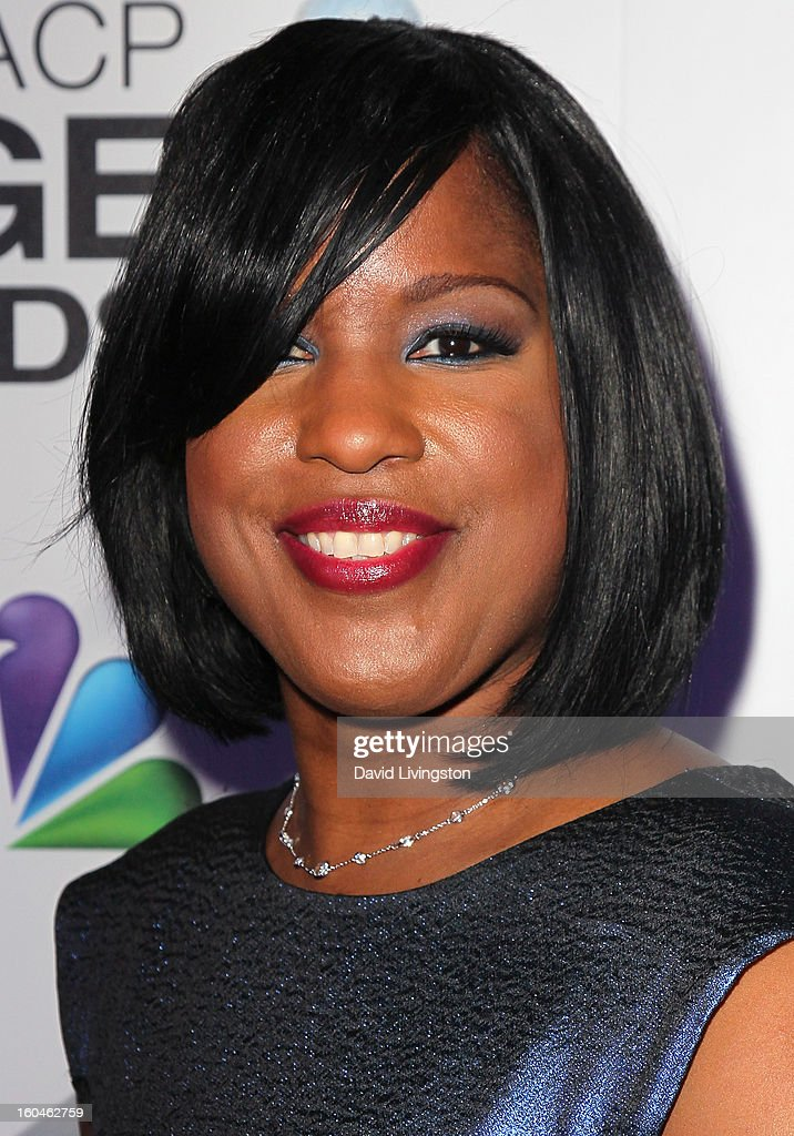 National Board of Directors Chairman Roslyn M. Brock attends the NAACP Image Awards Pre-Gala at Vibiana on January 31, 2013 in Los Angeles, California.