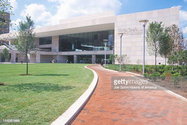 National Constitution Center for the US Constitution on Independence Mall Philadelphia Pennsylvania