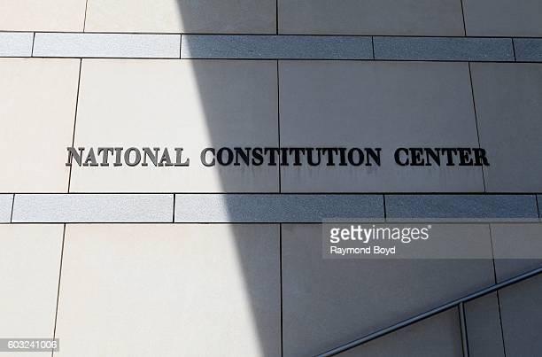 National Constitution Center in Philadelphia Pennsylvania on August 27 2016