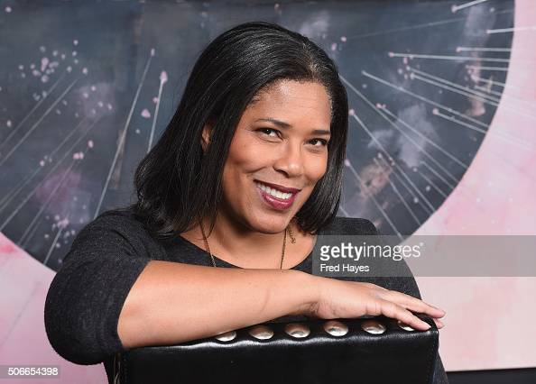 National Director at SAGIndie Darrien Michele Gipson attends the SAG Indie Brunch at Cafe Terigo on January 24 2016 in Park City Utah