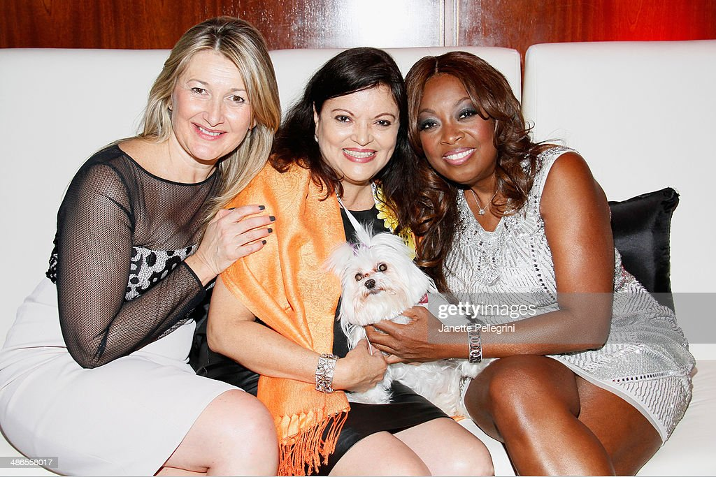 National Director of Chapters for the NAPW Louise Newsome (L) and <a gi-track='captionPersonalityLinkClicked' href=/galleries/search?phrase=Star+Jones&family=editorial&specificpeople=202645 ng-click='$event.stopPropagation()'>Star Jones</a> (R) attend the NAPW 2014 Conference at Marriott Marquis Hotel on April 24, 2014 in New York City.