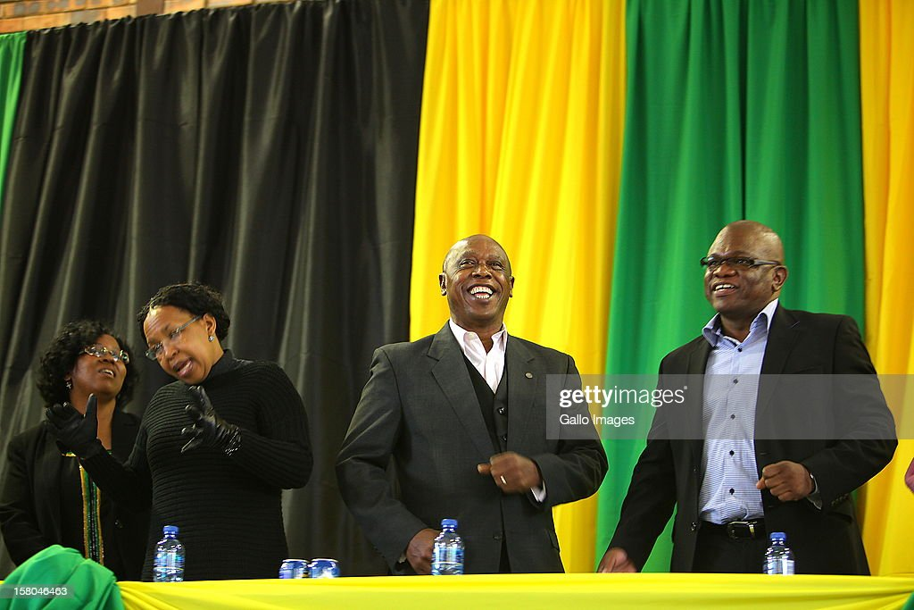 ANC national executive committee member Tokyo Sexwale at a memorial lecture on the late ANC President Albert Bitini Xuma held in Alexandra, Johannesburg on June 17, 2012.