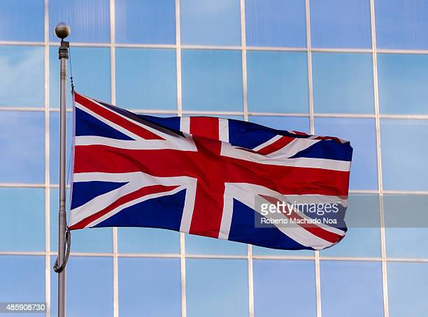 National flag of United Kingdom It is a superimposition of the flags of England and Scotland with the Saint Patrick's Saltire representing Ireland