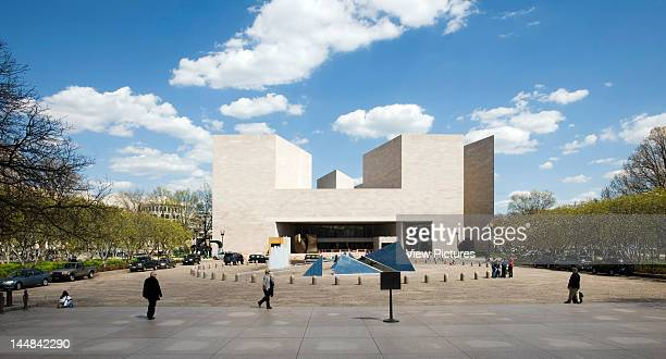 National Gallery Of Art East Building Constitution Avenue Washington District Of Columbia United States Architect Pei Cobb Freed Partners National...
