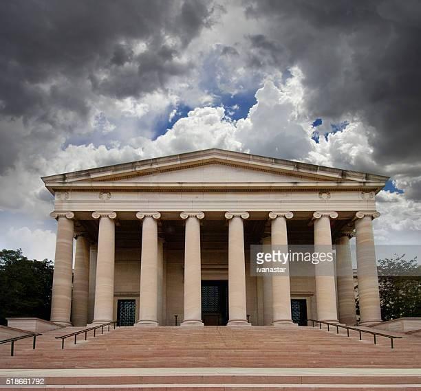 UNS Nationalen Galerie der Kunst, den Smithsonian Museums, Washington