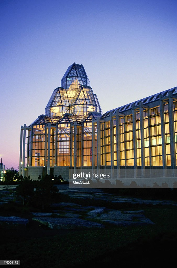 National Gallery of Canada in Ottawa : Stock Photo