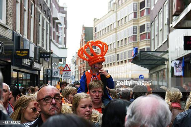 National Kings feast in The Netherlands