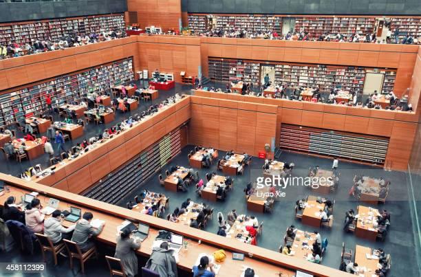 Biblioteca nazionale in Cina