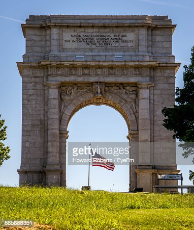 Valley Forge Park Stock Photos And Pictures Getty Images