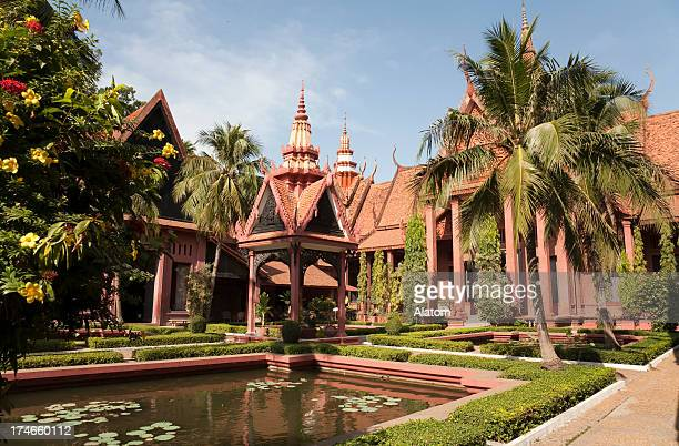 National Museum in Phnom Penh, Cambodia