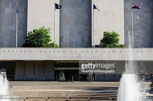 National Museum of American History in Washington DC