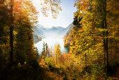 National Park Berchtesgaden.