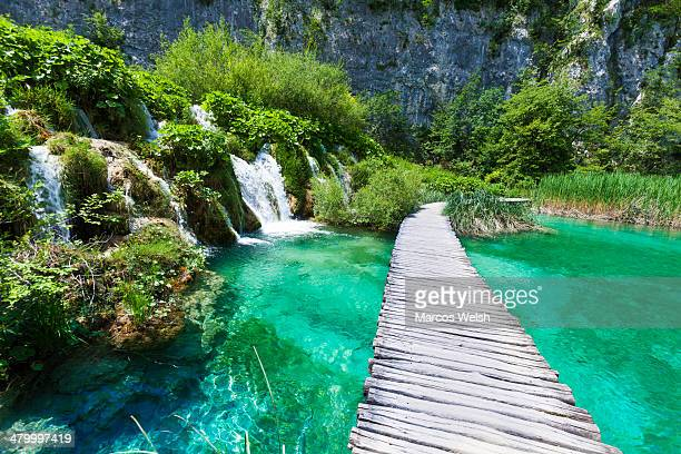 National Park, Plitvice, Croatia