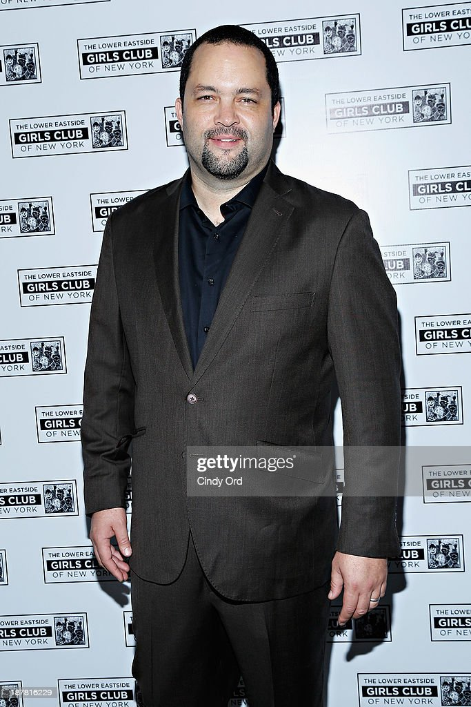 NAACP national president <a gi-track='captionPersonalityLinkClicked' href=/galleries/search?phrase=Benjamin+Jealous&family=editorial&specificpeople=5707196 ng-click='$event.stopPropagation()'>Benjamin Jealous</a> attends the Lower East Side Girls Club Grand Opening Gala on November 12, 2013 in New York City.