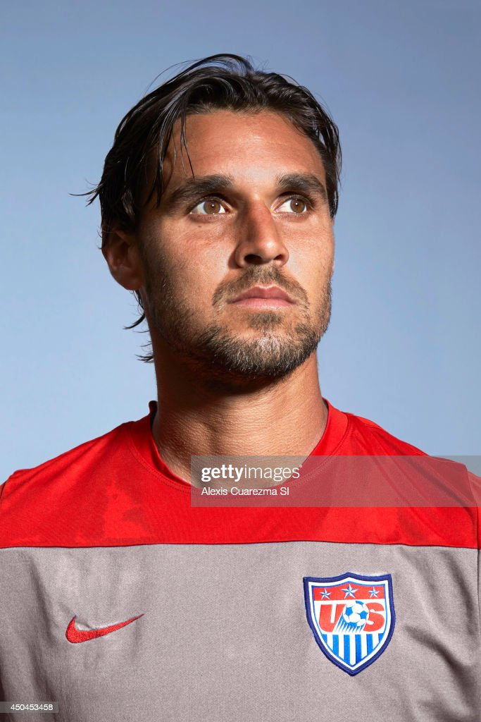 US national team, Chris Wondolowski is photographed for Sports Illustrated on May 24, 2014 in Palo Alto, California. PUBLISHED IMAGE.