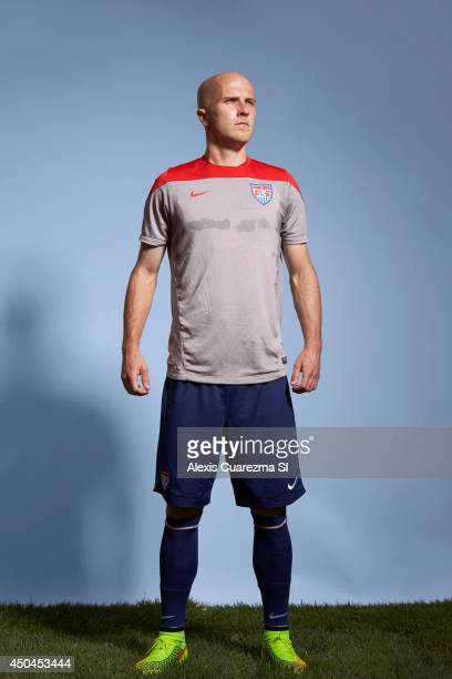 US national team Michael Bradley is photographed for Sports Illustrated on May 24 2014 in Palo Alto California CREDIT MUST READ Alexis...