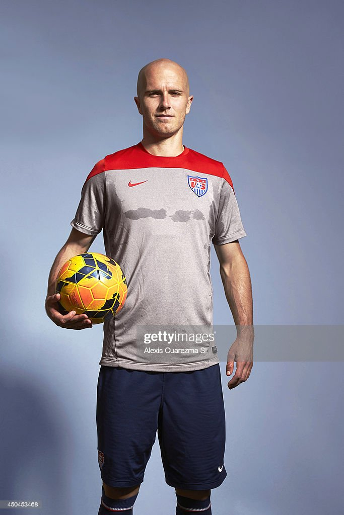US national team, Michael Bradley is photographed for Sports Illustrated on May 24, 2014 in Palo Alto, California. PUBLISHED IMAGE.