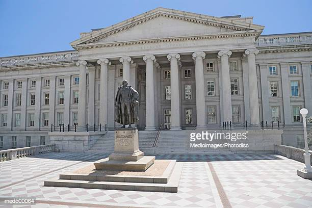 National Treasury Building, Washington DC, USA