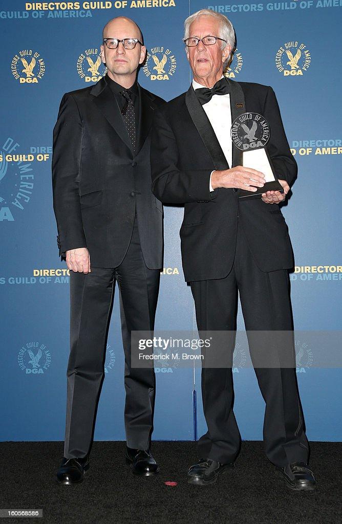 65th Annual Directors Guild Of America Awards - Press Room