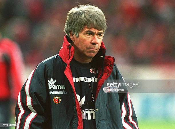 Nationalmannschaft NORWEGEN/NOR Trainer Egil OLSEN PORTRAIT/PORTRAET