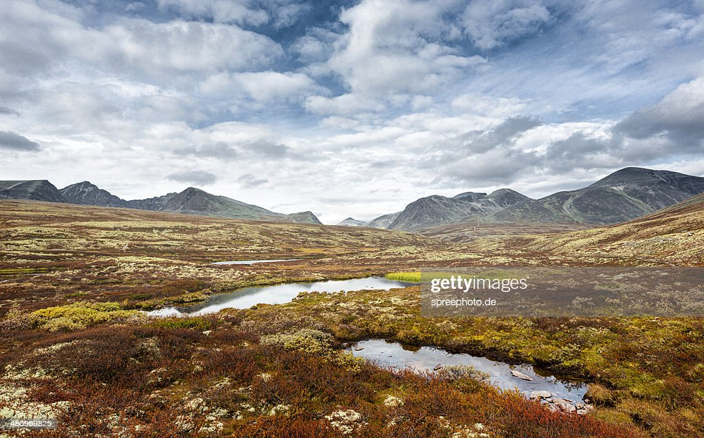 Nationalpark Rondane Norway